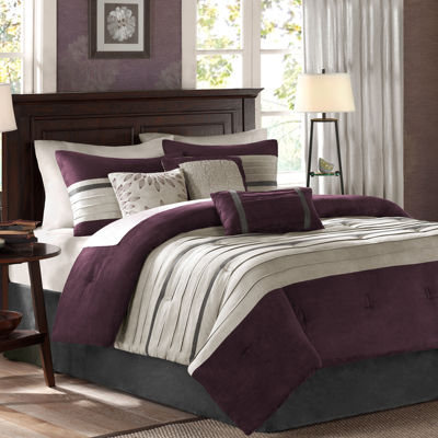 Madison Park Kennedy 7 Pc Comforter Set Jcpenney