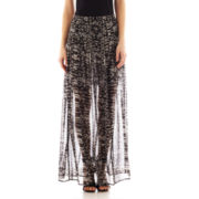 i jeans by Buffalo Chiffon Maxi Skirt