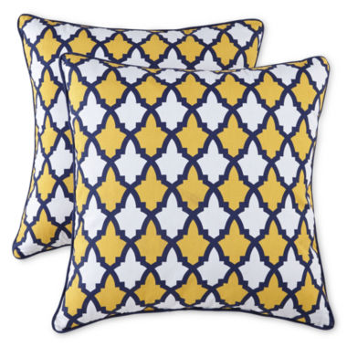 jcpenney.com | Azzure 2-Pack Decorative Pillows