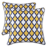 Azzure 2-Pack Decorative Pillows