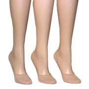 3-pk. Liner Socks
