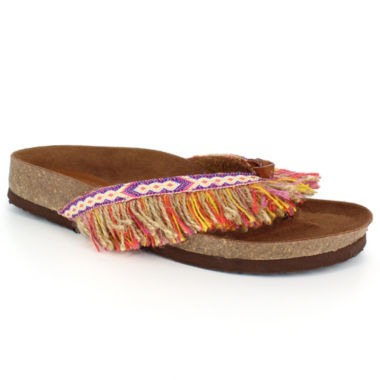 jcpenney.com | Just Dolce By Mojo Moxy Corey Womens Flat Sandals