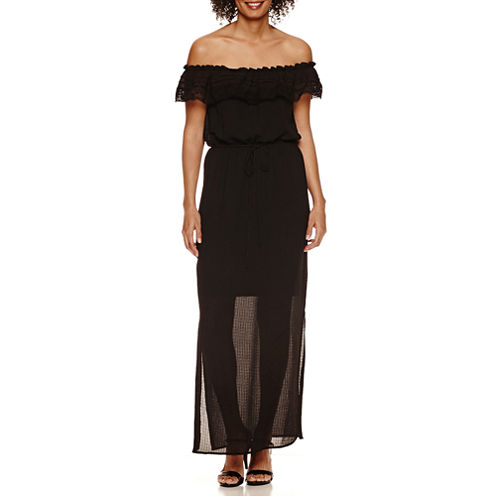 Emma And Michele Sleeveless Maxi Dress