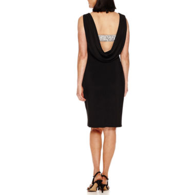 jcpenney.com | Blu Sage Sleeveless Beaded Sheath Dress