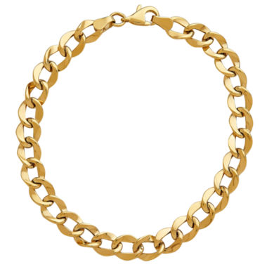 jcpenney.com | Limited Quantities! Womens 8 Inch 10K Gold Link Bracelet
