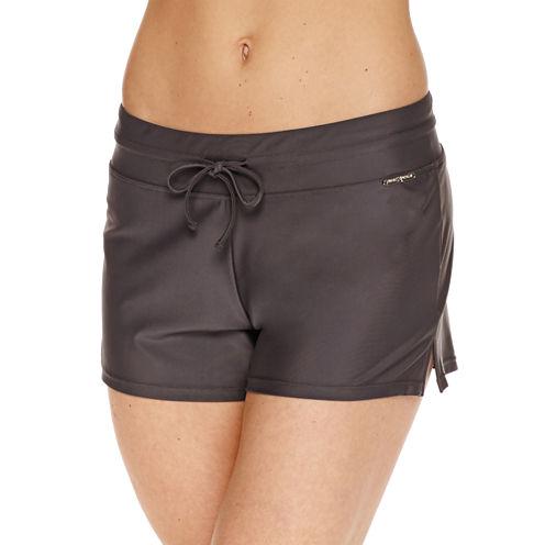 ZeroXposur® Knit Action Swim Shorts