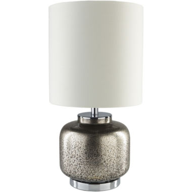 jcpenney.com | Décor 140 Ballas  24x13x13 Indoor Table Lamp - Silver