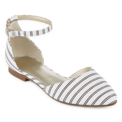 7a490d74f80c a.n.a Womens Darell Ballet Flats Buckle Closed Toe - JCPenney