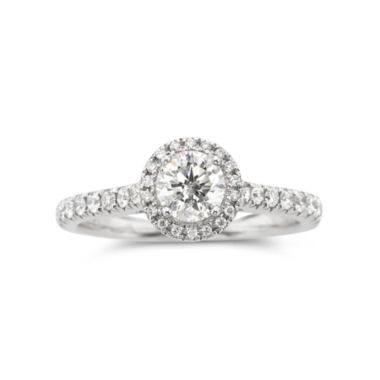 jcpenney.com | True Love, Celebrate Romance® 1 CT. T.W. Certified Diamond Engagement Ring