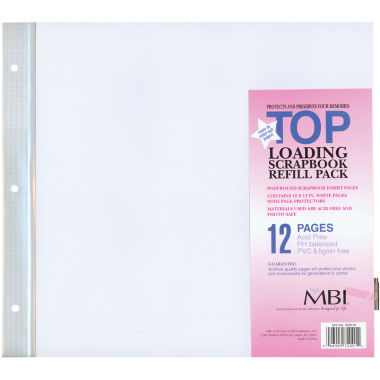 jcpenney.com | MBI Page Protectors 6/Pkg - Top Loading