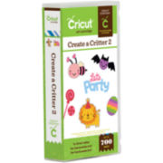 Cricut® Shape Cartridge, Create-A-Critter 2