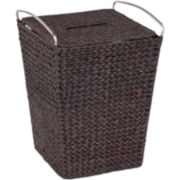 Creative Bath™ Metro Lined Hamper