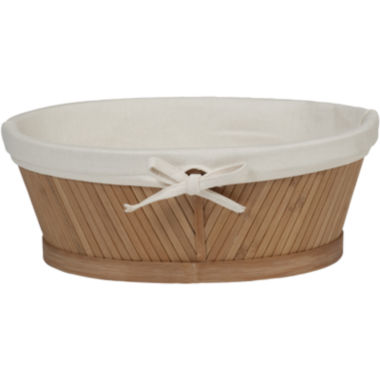 jcpenney.com | Creative Bath™ Eco Style Bamboo Vanity Basket