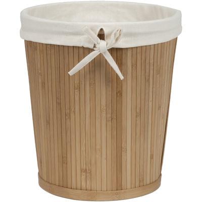 Creative Bath™ Eco Style Bamboo Wastebasket