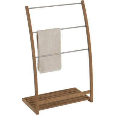 jcpenney.com | Creative Bath™ Eco Style Bamboo Towel Stand