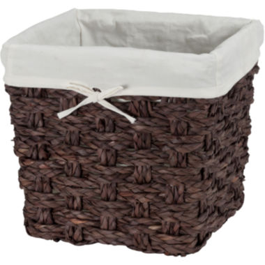 jcpenney.com | Creative Bath™ Chunky Weave Storage Basket