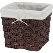 Creative Bath™ Chunky Weave Storage Crate