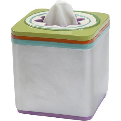 Creative Bath™ All That Jazz Tissue Holder