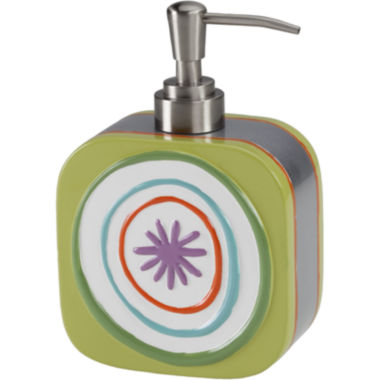 jcpenney.com | Creative Bath™ All That Jazz Soap Dispenser