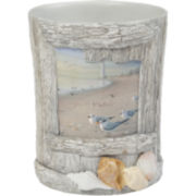 Creative Bath™ At The Beach Wastebasket