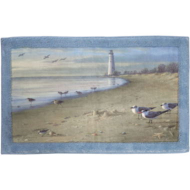 jcpenney.com | Creative Bath™ At The Beach Bath Rug
