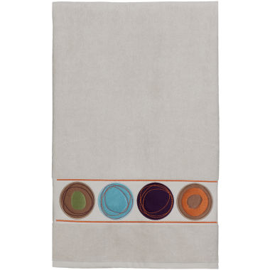 jcpenney.com | Creative Bath™ Dot Swirl Bath Towels