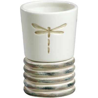 Creative Bath™ Dragonfly Tumbler