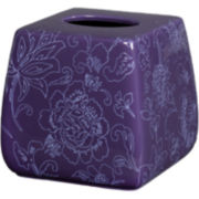 Creative Bath™ Fine Lines Ceramic Boutique Tissue Holder