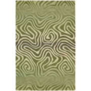 Nourison® Fun Maze Carved Rectangular Rugs