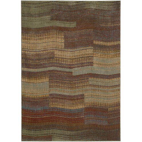Nourison® Gentle Waves Rectangular Rug