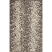 Martha Stewart Rugs™ Kalahari Rectangular Rugs – Sequoia Brown