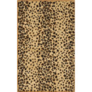 Martha Stewart Rugs™ Kalahari Rectangular Rugs – Teak Brown