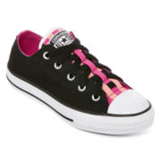 Converse® Chuck Taylor All Star Loopholes Girls Sneakers - Little Kids