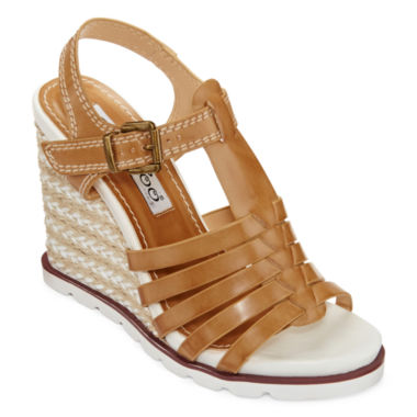 jcpenney.com | 2 Lips Too Heidi Espadrille Wedge Sandals