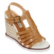 2 Lips Too Heidi Espadrille Wedge Sandals