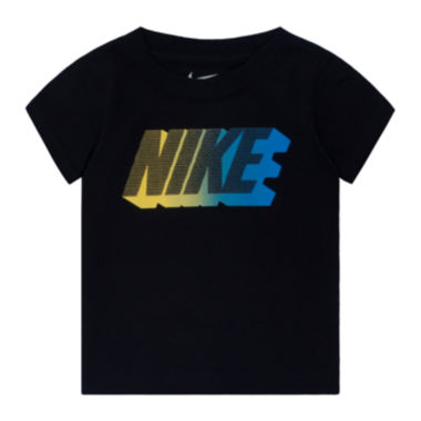 jcpenney.com | Nike® Short Sleeve Graphic Tee - Preschool Boys 4-7
