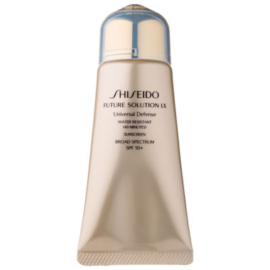 jcpenney.com | Shiseido Future Solution LX Universal Defense Broad Spectrum SPF 50+