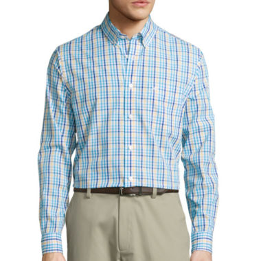 jcpenney.com | Dockers® Signature Long-Sleeve Woven Shirt
