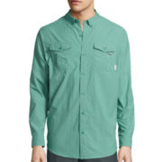Columbia® Glen Meadows™ Long-Sleeve Shirt