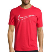 Nike® Chalk Swoosh Tee