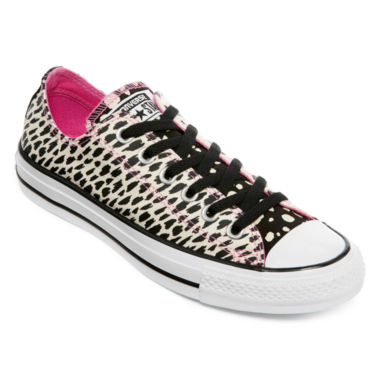 jcpenney.com | Converse® Chuck Taylor All Star Animal Print Sneakers