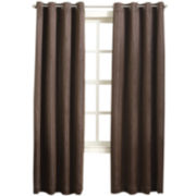Sun Zero™ Toulouse Grommet-Top Curtain Panel
