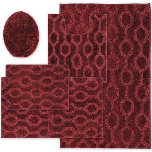 Mohawk Home™ Fret Bath Rug Collection