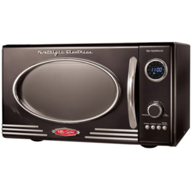 jcpenney.com | Nostalgia Electrics™ Retro Series Microwave Oven