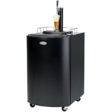 jcpenney.com | Nostalgia KRS2100 5.1 Cubic-Foot Full Size Kegorator Draft Beer Dispenser