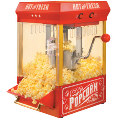 jcpenney.com | Nostalgia Electrics™ Old Fashioned Kettle Popcorn Maker