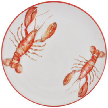 jcpenney.com | Abbiamo Tutto Lobster Round Ceramic Serving Platter
