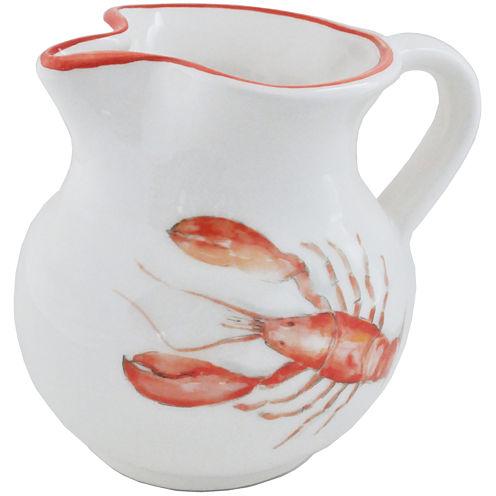 Abbiamo Tutto Lobster 68-oz. Ceramic Pitcher