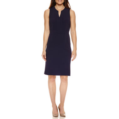 jcpenney.com | Black Label by Evan-Picone Sleeveless Sheath Dress