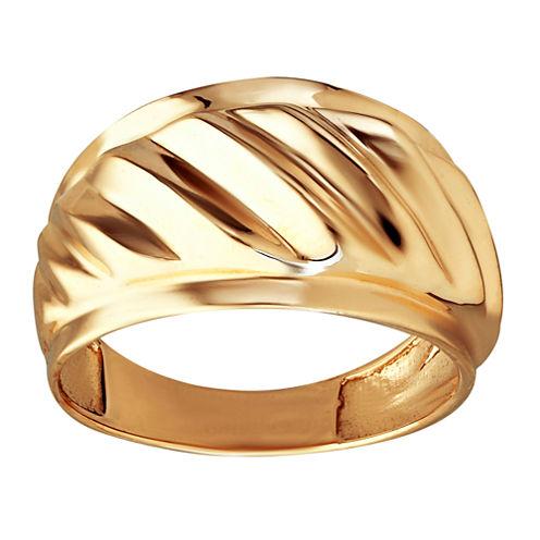 Womens 10K Gold Band